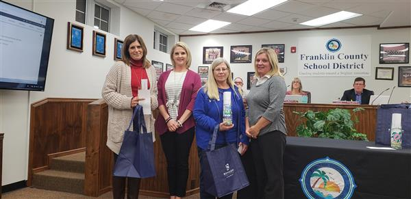 December Employees of the Month Recognition