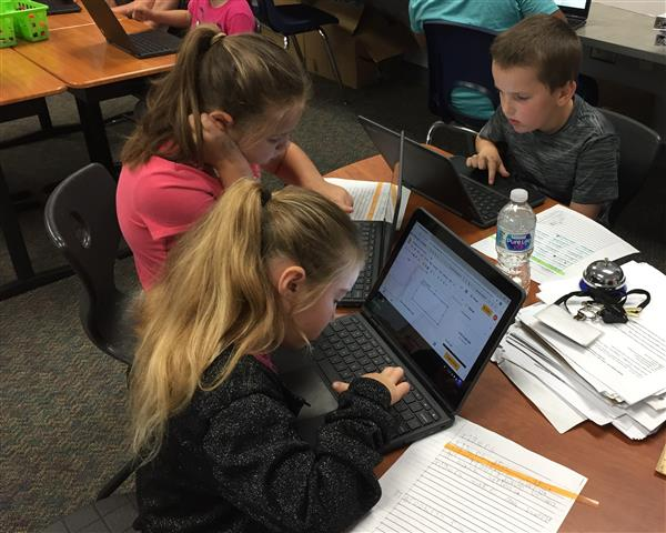 Using Technology to Tackle Florida Standards