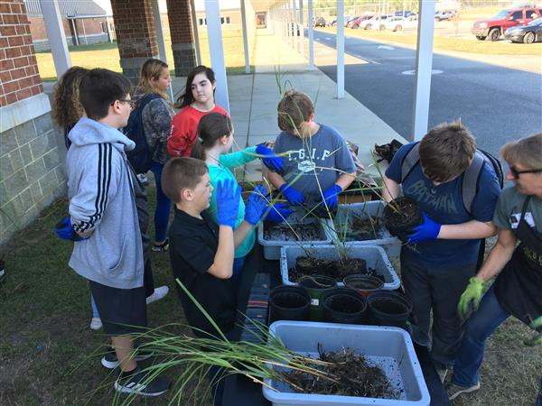 FCS expands campus opportunities to include an Environmental Club