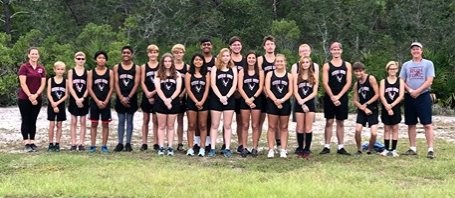 Franklin XC Qualifies for Regionals