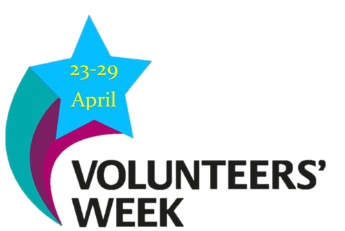 Volunteer Week April 23-29th